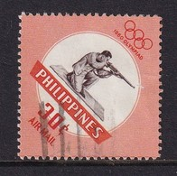 Philippines 1960, Shooting, Minr 667 Vfu - Philippinen