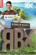 Cyclisme, Romain Bardet - Cycling