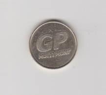 Penning-jeton-token Grand Prix Wasstraat Helmond (NL) - Netherland