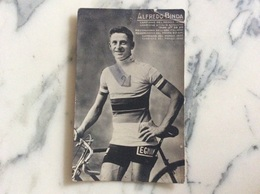 Alfredo Binda.Champion Du Monde 192?,1930,1932,Champion D'Italie 1926 - Cyclisme