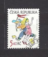 Czech Republic 2002 ⊙ Mi 316 Sc 3167 Easter. Ostern.Tschechische Republik C.5 - Czech Republic
