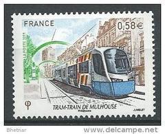 """FR YT 4530 """" Tramway Mulhouse """" 2011 Neuf** - France"""
