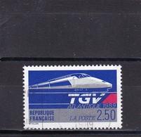 FRANCE 1989 OBLITERES : Y/T N° 2607 - France