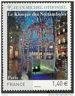 """FR YT 4533 """" Le Kiosque Aux Noctambules """" 2011 Neuf** - France"""