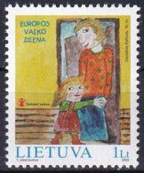 LITAUEN 2002 Mi-Nr. 806 ** MNH - Lituanie