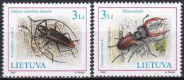 LITAUEN 2003 Mi-Nr. 819/20 ** MNH - Lituanie
