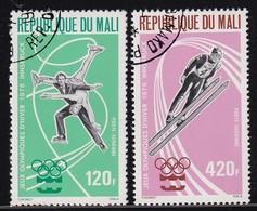 Mali 1976, Sports Minr 519-520 Vfu - Mali (1959-...)