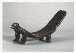DUHO.- Bois Incrustations D'or. Saint Domingue C. 1000-1492.- Bristish Museum, Londres.- Exposition Paris, Petit Palais - Museen