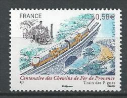 "FR YT 4564 "" Chemins De Fer De Provence "" 2011 Neuf** - Nuovi"