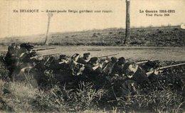Avant-poste Belge  1914/15 WWI WWICOLLECTION - Weltkrieg 1914-18