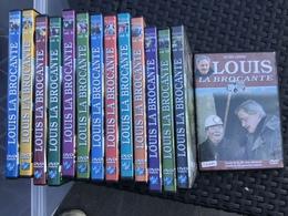 LOUIS LA BROCANTE De 2007 Lot De 14 DVD - TV-Serien