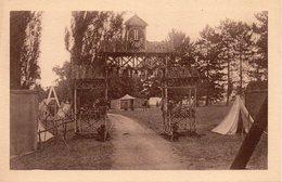 Scoutisme Scouts Animée Le Jamboree De Gödöllö En 1933 L'Entrée Du 2e Sous-camp - Scouting
