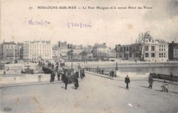 62-BOULOGNE SUR MER-N°520-H/0317 - Francia
