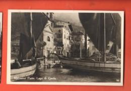 ZAH-32 Lago Di Garda Malcesine Porto. ANIMATO. JH 760. Non Ha Viaggiato - Autres Villes