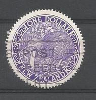 New Zealand 1997 Violet Kiwi Y.T. 1547 (0) - Oblitérés