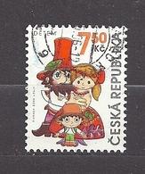 Czech Republic 2006 ⊙ Mi 474 Sc 3310 For Children: Rumcajs, Manka And Cipísek.Tschechische Republik. C7 - Czech Republic