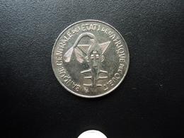 ÉTATS DE L'AFRIQUE DE L'OUEST : 100 FRANCS   1982   KM 4    NON CIRCULÉE * - Monedas