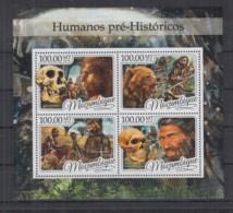 G371. Mozambique MNH - 2016 - Nature- Prehistoric - Human - Vegetales