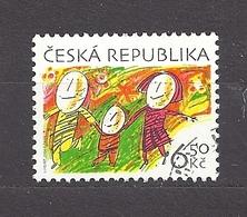 Czech Republic 2004 ⊙ Mi 391 Sc 3232. Easter. Ostern. Tschechische Republik C3 - Czech Republic