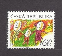 Czech Republic 2004 ⊙ Mi 391 Sc 3232. Easter. Ostern. Tschechische Republik C4 - Czech Republic