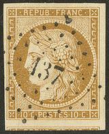 No 1, Un Voisin, Obl Pc 137, Jolie Pièce. - TB - 1849-1850 Ceres