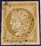No 1, Un Voisin, Obl Pc 589, Très Frais. - TB - 1849-1850 Ceres