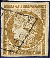 No 1b, Obl Grille, Très Frais. - TB - 1849-1850 Ceres