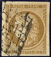 No 1b, Nuance Foncée. - TB - 1849-1850 Ceres