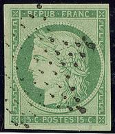 No 2a, Obl étoile, Jolie Pièce. - TB. - R - 1849-1850 Ceres