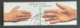 Nederland/Netherlands - Nrs. 1882 + 1883 Setje 2 (gestempeld/used) 2000 - Periodo 1980 - ... (Beatrix)