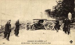 En Belgique 1914/15 WWI WWICOLLECTION - Weltkrieg 1914-18