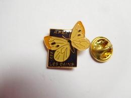 Beau Pin's , Association , APEI Les Papillons Blancs D' Aix Les Bains , Papillon , Savoie - Associations