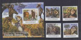 O768. Mozambique - MNH - Nature - Prehistoric Human - Vegetales