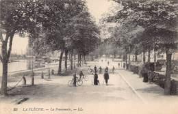 France  La Flèche  La Promenade       M 2496 - La Fleche