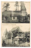 Marquaix-Hamelet - L'Église 1707 - 1913 - 10 - Écrite 1927 - Otros Municipios