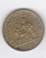 Commerce Industrie - 2 Francs 1922 - Monnaies