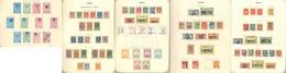 * CRETE. Collection. 1900-1917 (Poste, Taxe, Service), Valeurs Moyennes Et Séries Complètes, + Bureaux Anglais, Russes,  - Kreta