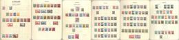 * LEVANT. Collection. Bureaux étrangers. 1867-1922 (Poste, Taxe), Valeurs Moyennes Et Séries Complètes, Dont Brx Italien - 11. Foreign Offices
