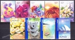 Australie - Australia 2005 Yvert 2311-19, Greetings Stamps -  MNH - 2000-09 Elizabeth II