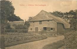 CALLOO - Château Van Landegem. - Belgique