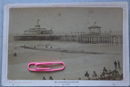 BLANKENBERGHE Vers 1890 : Le Pier - Orte
