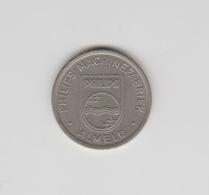 Penning-jeton-token Philips Machinefabriek Almelo (NL) - Professionals/Firms