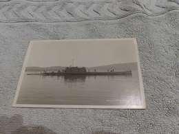 158 - Carte-Photo, Sous-Marin De La Marine Française - Guerre