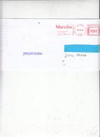 ITALIA  2006 - MARSILIO - Mestre - Editoria - Marcophilie - EMA (Empreintes Machines)