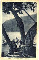 Carte POSTALE Ancienne De TAHITI - Bord De Mer à PAPEETE - Polynésie Française