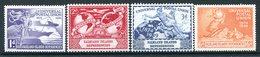 Falkland Islands Dependencies 1949 75th Anniversary Of UPU Set HM (SG G21-G24) - Falkland Islands