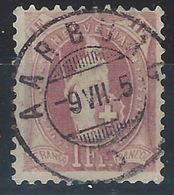 EE-/-120. N° 78. SUPERBE Obl. ,  COTE 4.00 €, IMAGE Du VERSO Sur DEMANDE,  Je Liquide - 1882-1906 Coat Of Arms, Standing Helvetia & UPU