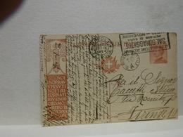 ANNULLO A  TARGHETTA  -- 1924--  NAPOLI   -- (TIPO ) SALSOMAGGIORE - Poststempel