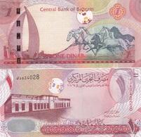 Bahrain - 1 Dinar 2006 ( 2008 ) UNC Pick 26 Lemberg-Zp - Bahrein