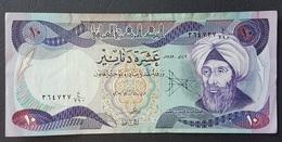 FD0513 - Iraq 10 Dinars Banknote 1982 - Iraq